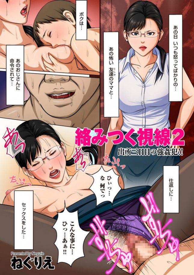 【エロ漫画】絡みつく視線【ねぐりえエロ同人】(24)
